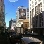 71 Loop Street Cape Town Billboard