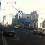 97 Loop Street Cape Town billboard