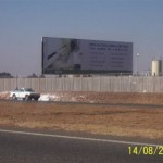 Albertsdal Alberton Billboard Advertising