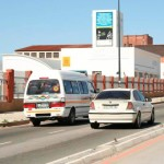 Alstrom Port Elizabeth Billboard Advertising