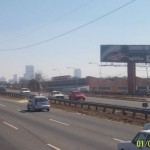 Benrose Johannesburg Billboard Advertising