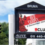 Bruma Johannesburg Billboard Advertising