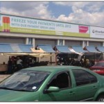 Polokwane Taxi Rank Billboard Advertising 1