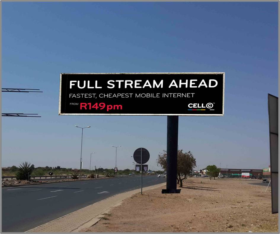 Mafikeng North West Billboards 2