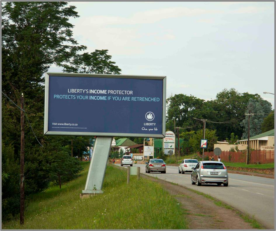 Sabie 1 Billboard Advertising