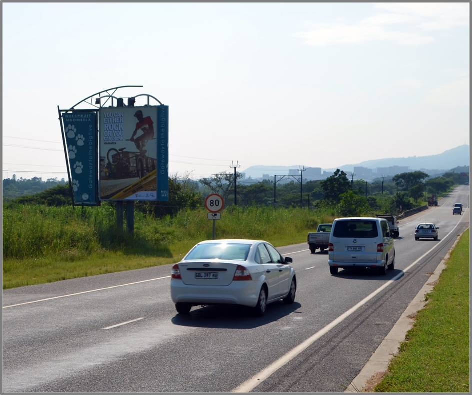 Samora Machel Nelspruit Billboard Advertising 1