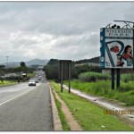 Samora Machel Nelspruit Billboard Advertising 4