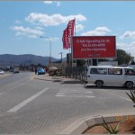 Mahwereleng Mall Mokopane Billboard Advertising 2