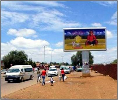 Mamelodi 1 Billboard Advertising