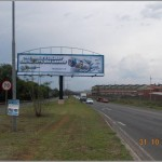 Quagga Road Pretoria Billboard Advertising 2