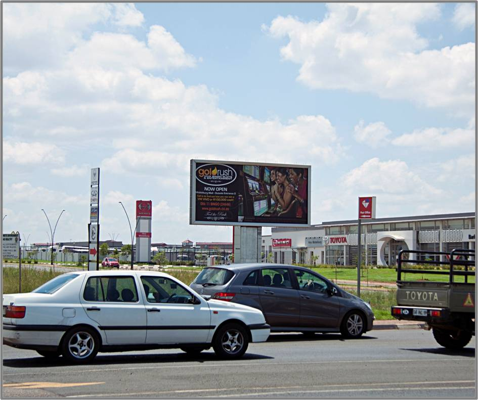 Middelburg Mall Billboard Advertising 1