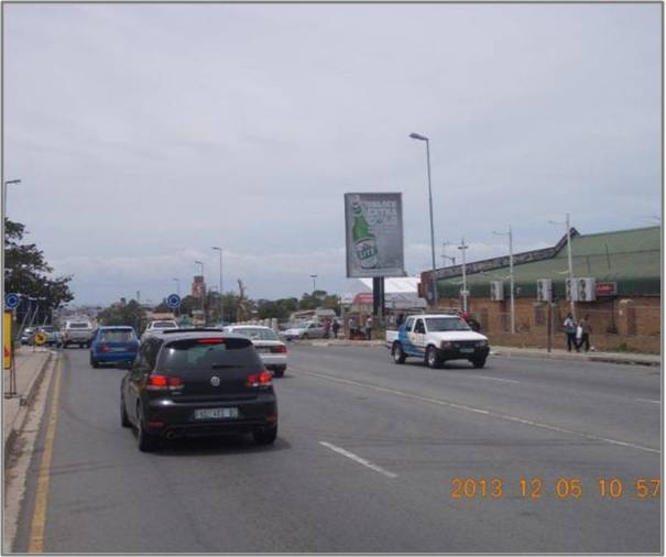 Amalinda Road Billboard Advertising 2