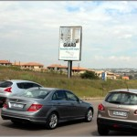Kyalami Main Road Johannesburg Billboard Advertising 1