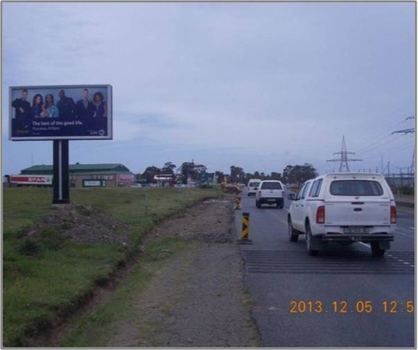 Gounbie Main 3 Billboard Advertising