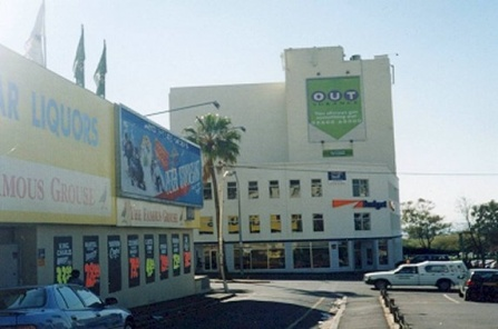 Cape Town CBD Billboard Advertising