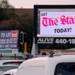 Cresta Randburg Johannesburg Billboard Advertising