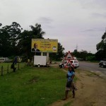 Eshowe 2 Billboard Advertising