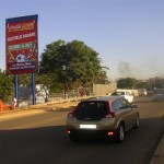 Gordon Road Hatfield Pretoria Billboard Advertising
