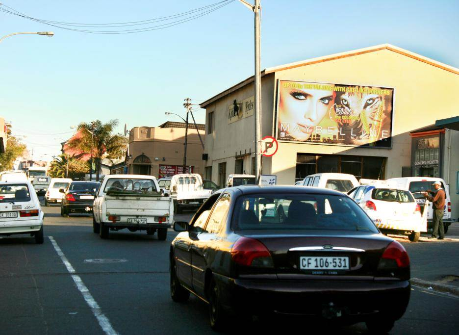 Lower Main Road Observatory Cape Town Billboard Advertising