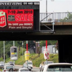 M1 North Johannesburg Billboard Advertising