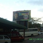 Melmoth 2 Billboard Advertising