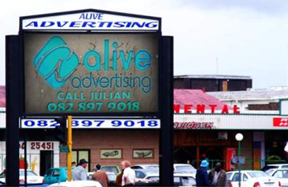 Middelburg Billboard Advertising