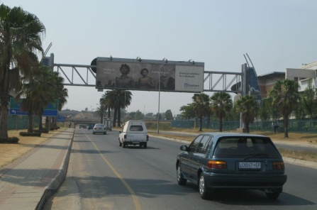 Midrand Johannesburg Billboard Advertising