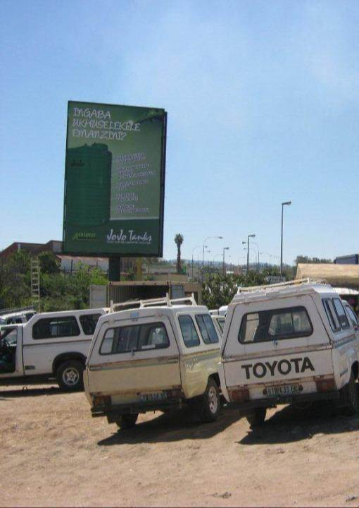 Mthatha 1 Eastern Cape Billboard Advertising