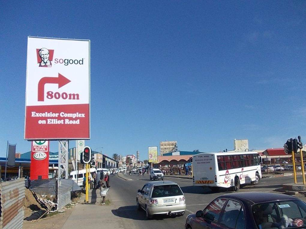 Mthatha 4 Eastern Cape Billboard Advertising