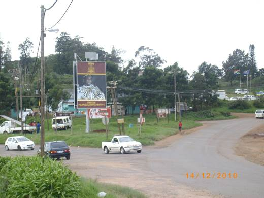 Nongoma Billboard Advertising