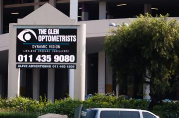 Oakdene Johannesburg Billboard Advertising