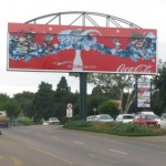 Waterkloof Pretoria Billboard Advertising