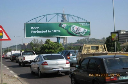 Groenkloof Pretoria Billboard Advertising