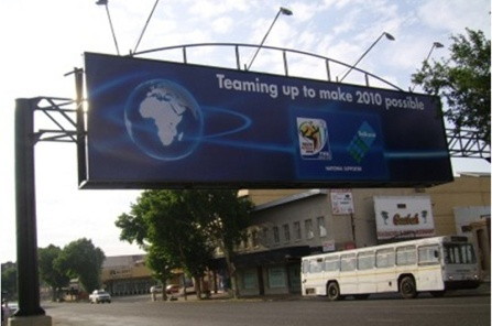 Pretoria 2 Billboard Advertising