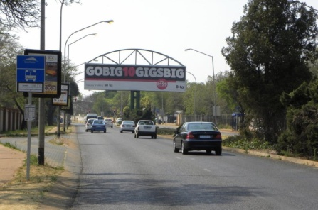 Lynnwood 1 Pretoria Billboard Advertising