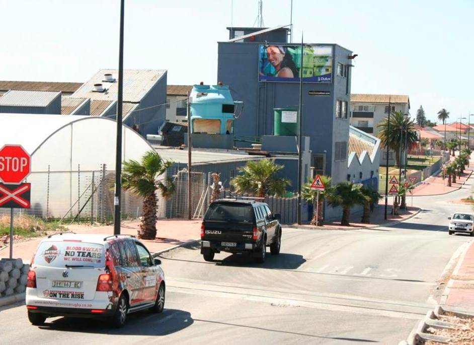 Neil Boss Road Port Elizabeth Billboard Advertising