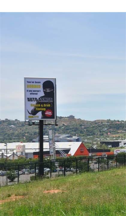 Roodepoort 4 Johannesburg Billboard Advertising