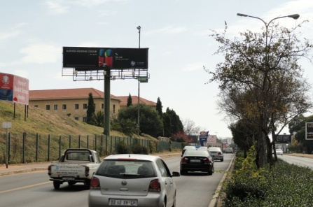 Sandton Johannesburg Billboard Advertising