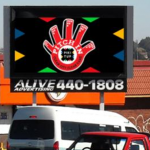 Soweto Johannesburg Billboard Advertising