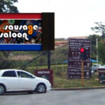 Voortrekker Street Tzaneen Billboard Advertising