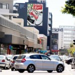 Vineyard Road Cape Town Billboard Advertising