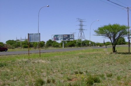 Kimberley Northern Cape Billboard Advertising